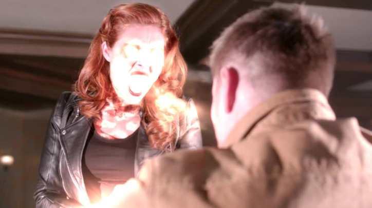 Crítica de la Novena Temporada de Supernatural: Un Dean totalmente controlado por la Marca de Caín se deshizo demasiado fácilmente de Abaddon.