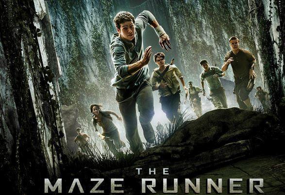 Estrenos de cine 19 de Septiembre - The Maze Runner