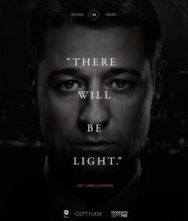Gotham - Ciudad oscura y de luz