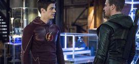 Audiencias USA: El crossover de The Flash y Arrow también funciona