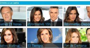 Audiencias noviembre 2014 - Informativos Telecinco