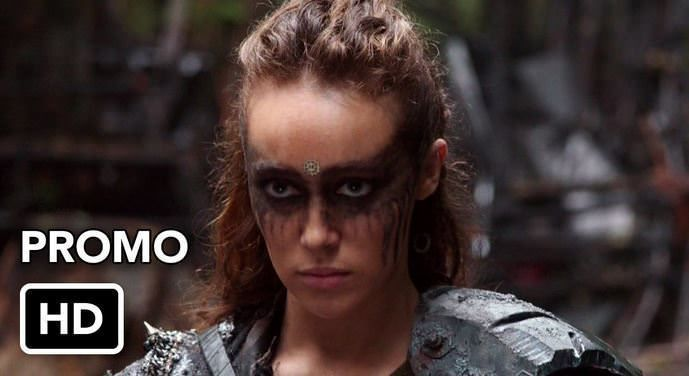 The 100 2x07 Long Into an Abyss