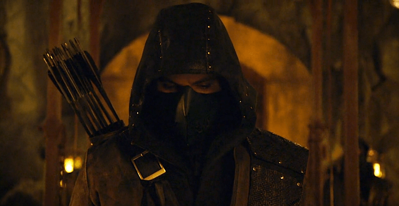 Arrow 3x21 Al Sah-him