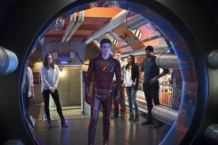 Audiencias USA: El final de The Flash es el drama más visto