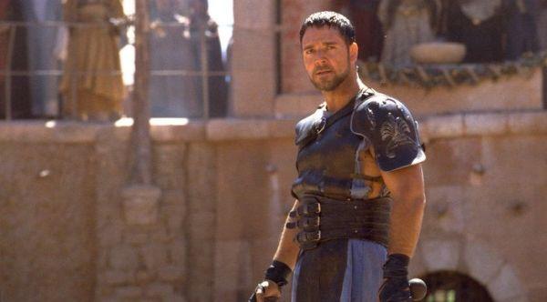 Las 10 MEJORES actuaciones de Russell Crowe - Gladiator