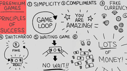 Los principios de éxito del videojuego freemium, según South Park