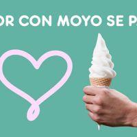 Gana con Moyo, invita un helado este San Valentín