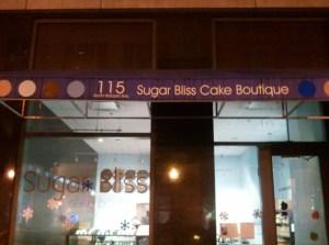 Sugar Bliss Loop Location