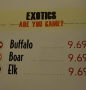 Fuddruckers Exotic Options