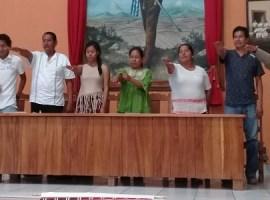 Concejeros del CIG Tuxpan