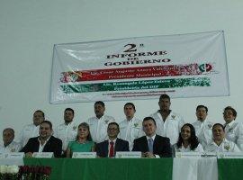 Alcalde de Amacueca rindió cuentas a ciudadanos
