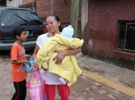 Sur de Jalisco  se muestra solidario