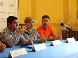 Zapotiltic recibirá participantes de 13 países en la precopa mundial de parapente