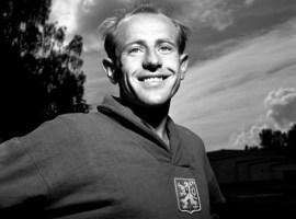 Emil Zátopek: La locomotora hecha hombre