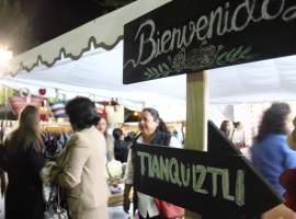 Emprendedores satisfechos con cambio de sede de Tianquiztli