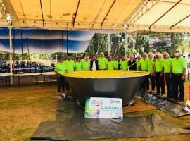 Tancítaro supera a Jalisco, tiene el guacamole más grande del mundo