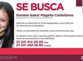 Daniela Magaña, estudiante de la UdeG desaparecida y en el olvido de todos