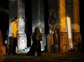 Celebran con representación teatral el 101 aniversario de Juan Rulfo