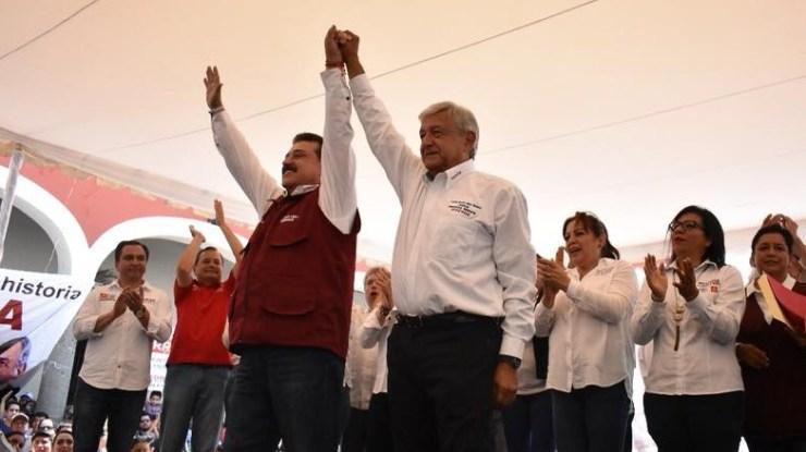 Voy a regresar como Presidente Electo: López Obrador