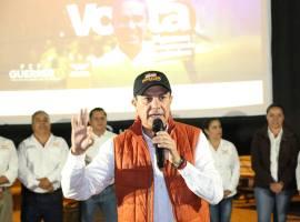 Construiremos pozo de agua en Atequizayán: Pepe Guerrero