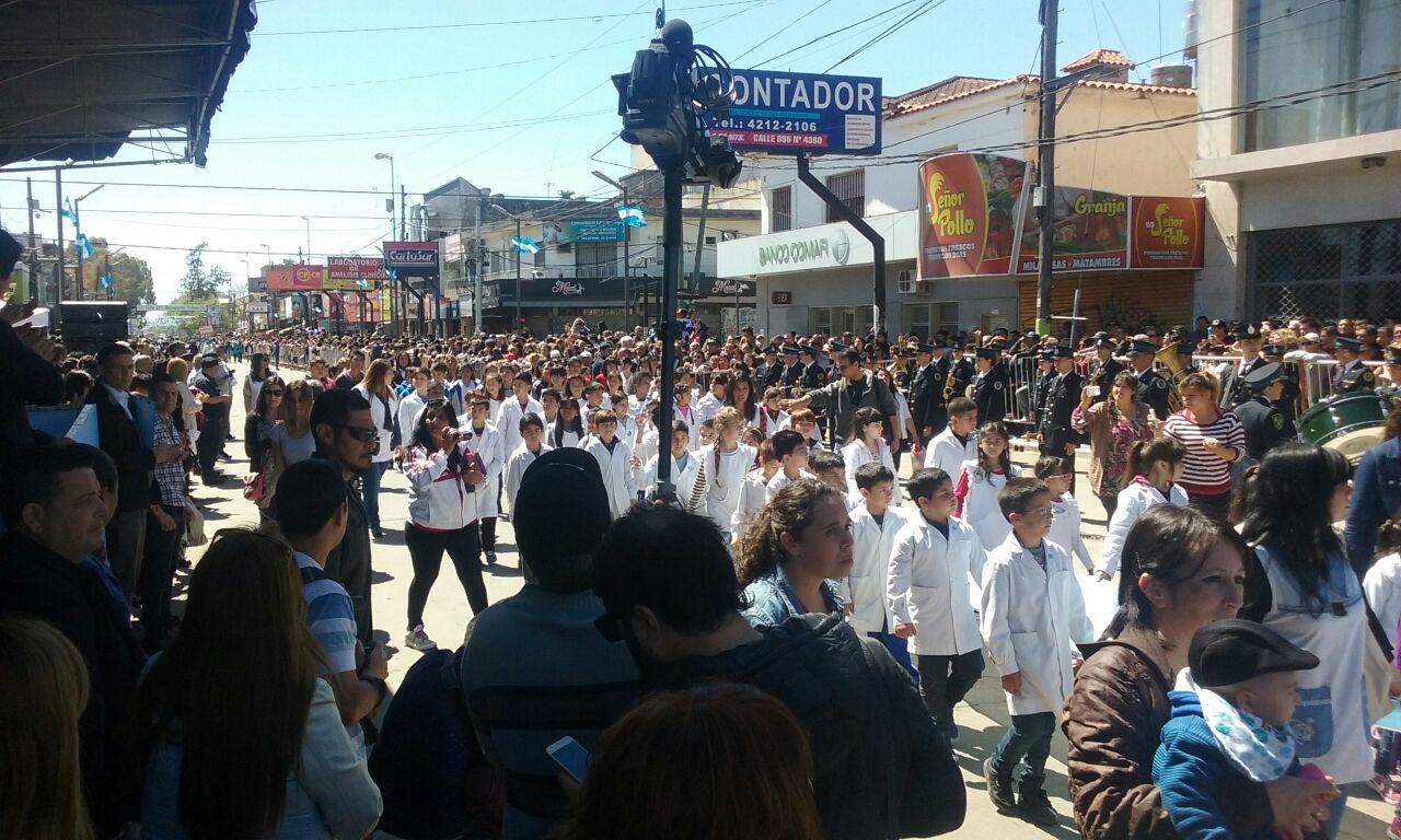 Desfile Solano
