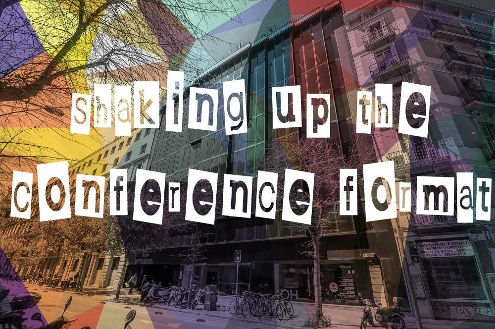 Shaking up the ELT conference format