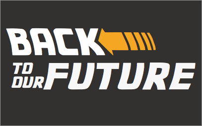 Back to our future