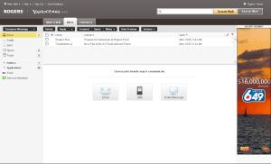 Yahoo Beta UI