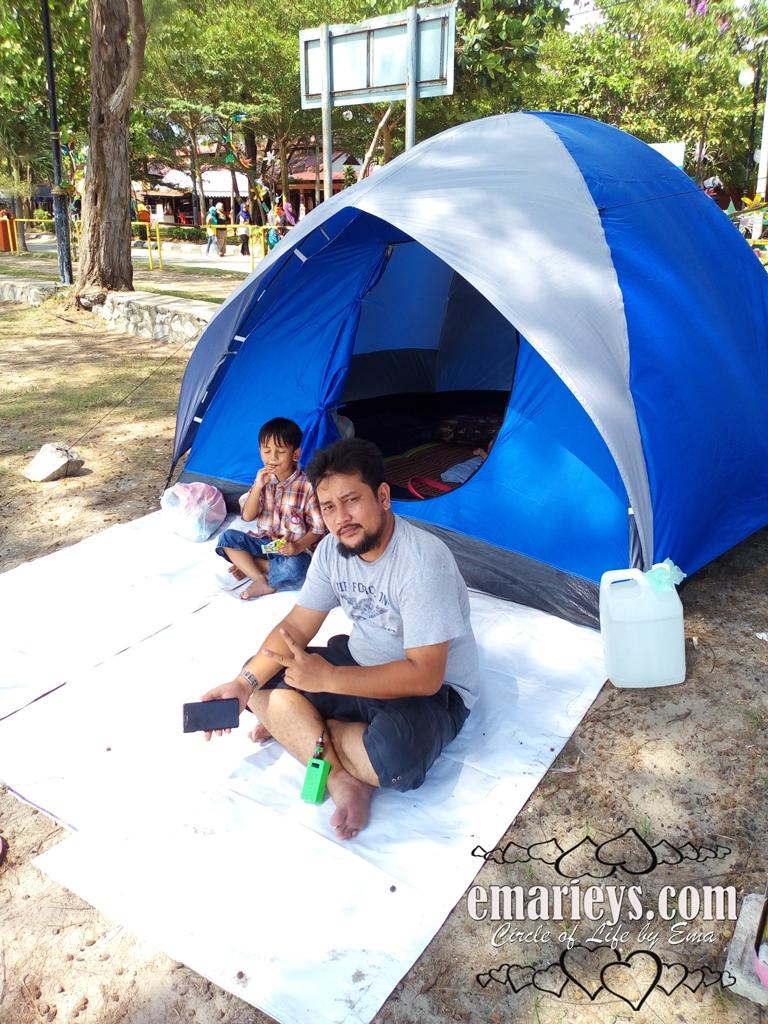 Camping Di Bagan Lalang Sepang