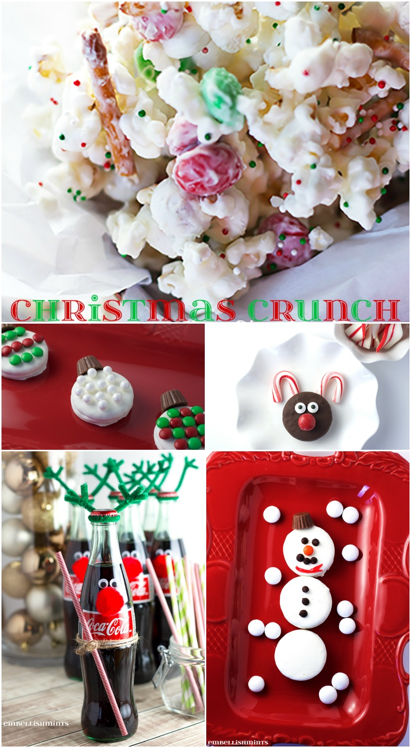 Fullsize Of Christmas Party Food