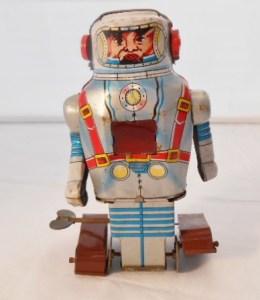 starfire astronauts laser beam robots - photo #34