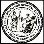 NC General Contractor License