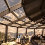 The Panorama Restaurant atop Sulphur Mountain