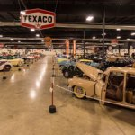Frank Spain's collection at the Tupelo Automobile Museum