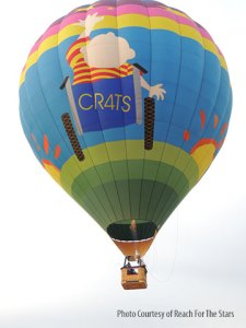 Reach for the Stars Balloon