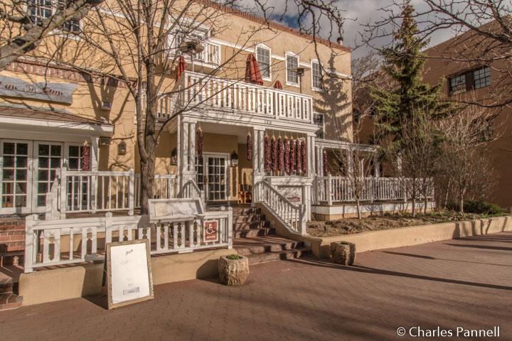Hotel Chimayo in Santa Fe, New Mexico