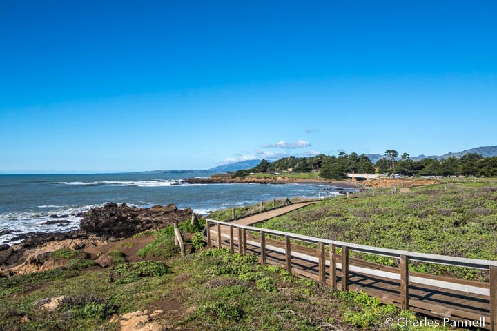 The Moonstone Bluff Trail