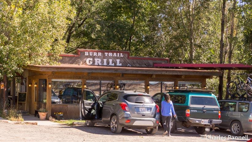 Burr Trail Grill