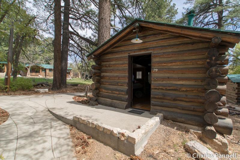 Cabin 29 at Grand Canyon Lodge North Rim