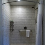 Shower in room 1111