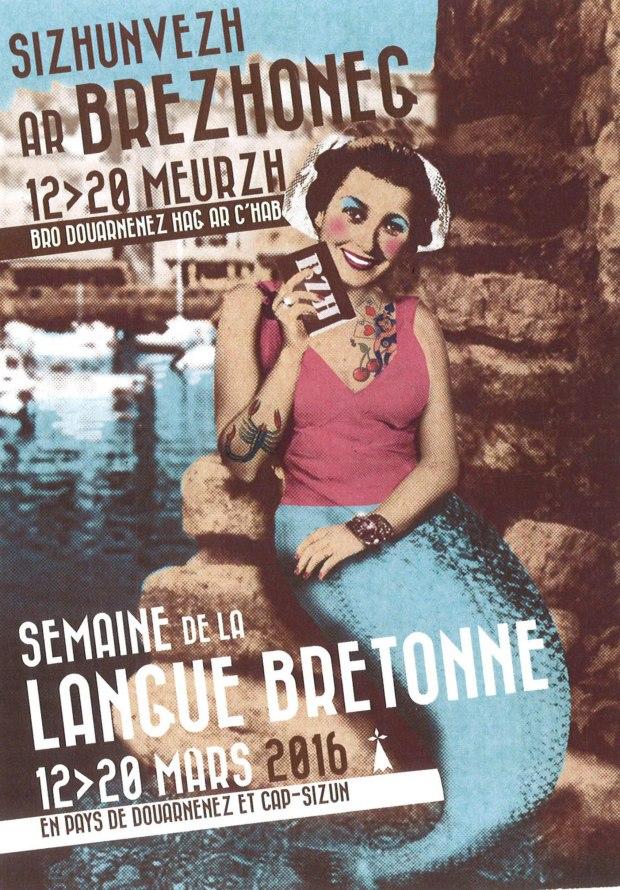 La Semaine du Breton - 12/20 mars 2016
