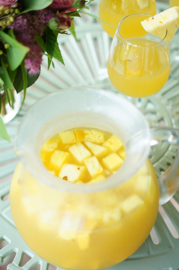 Tropical Sangria Recipe