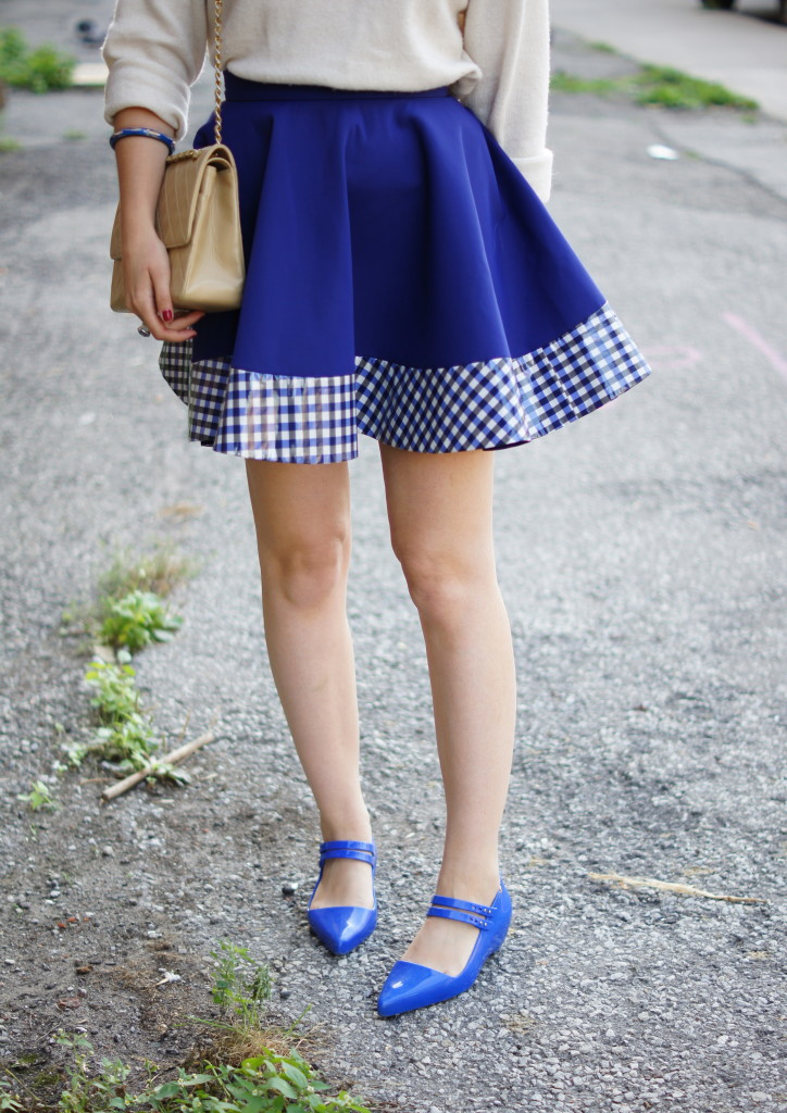 Circle Skirts in Fall