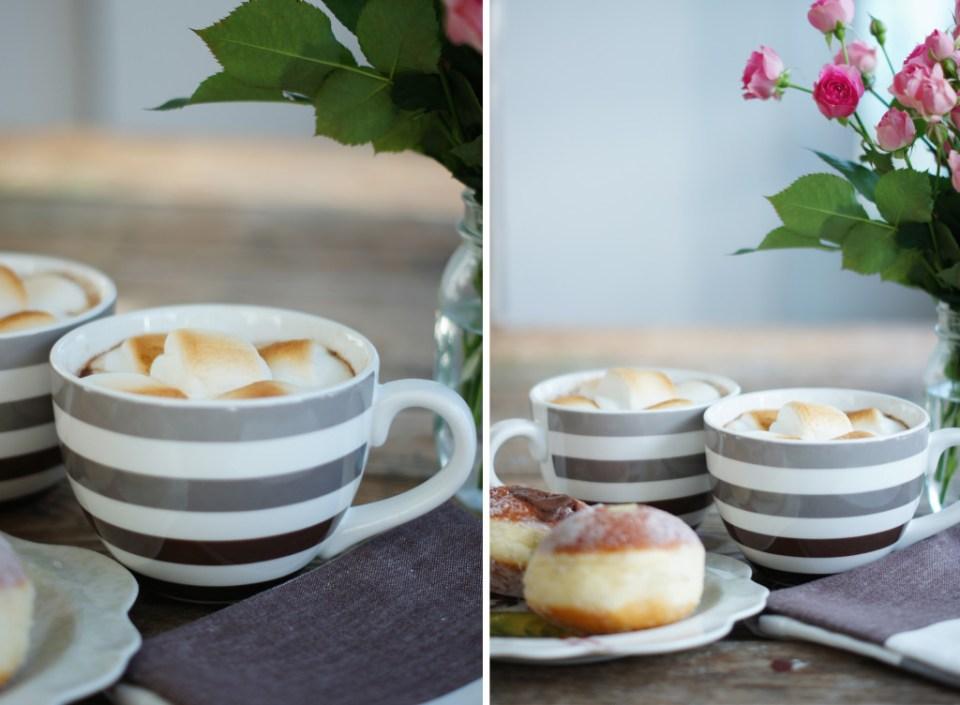 Roasted Marshmallow Mocha Recipe
