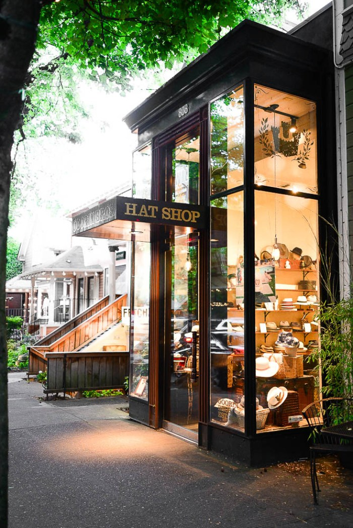 Things to do in Portland - Visit The Shops!