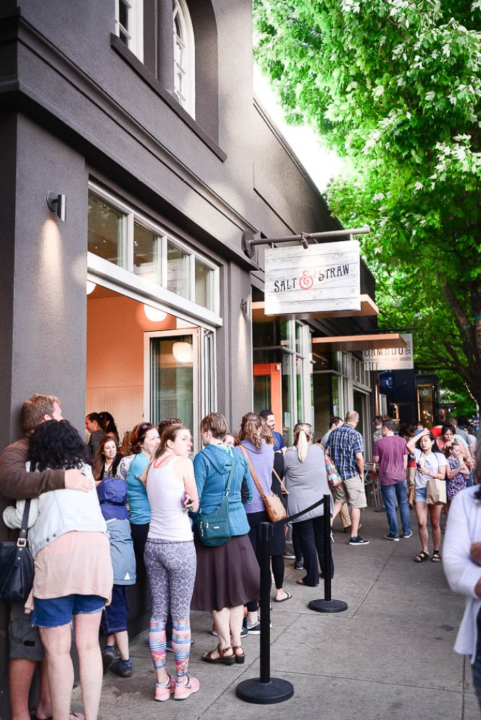 Things to do in Portland - Salt and Straw Ice Cream