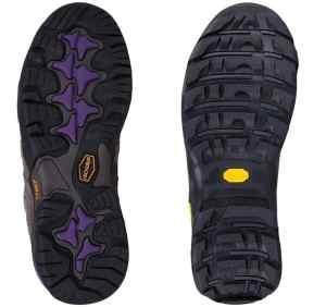 Pebble Women's Shoe Sole (left) and Field Men's Shoe Sole (right)