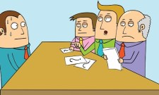 Interview-Cartoon