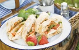 Food for Kids | Ciabatta Sandwich Loaf by Annabel Karmel
