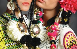 Unique Bridal Fasion With Manish Arora